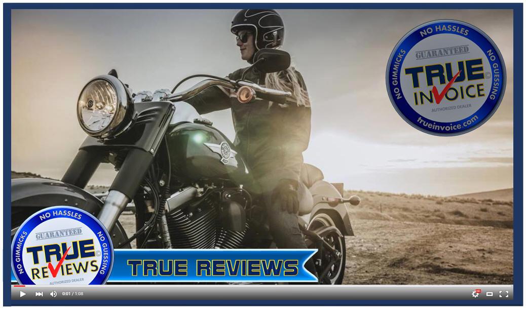 True Invoice On Harley Davidson - 2018 harley davidson invoice prices